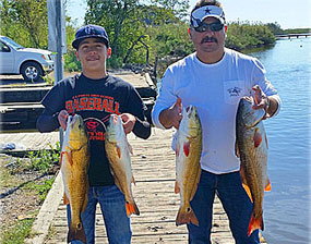 Galveston Fishing Trips